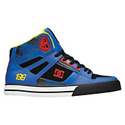 DC Travis Pastrana Spartan Hi WC Shoes Spring 2013